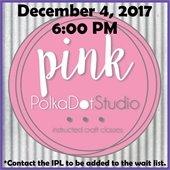 Pink PolkaDot Class