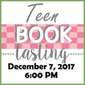 Teen Book Tasting