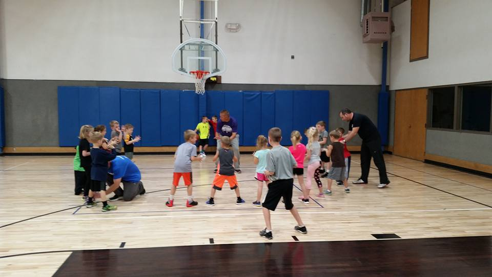 kindergarten basketball 2016