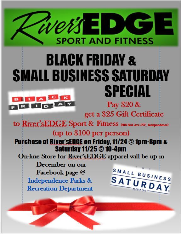 2017 RE black friday small business saturday
