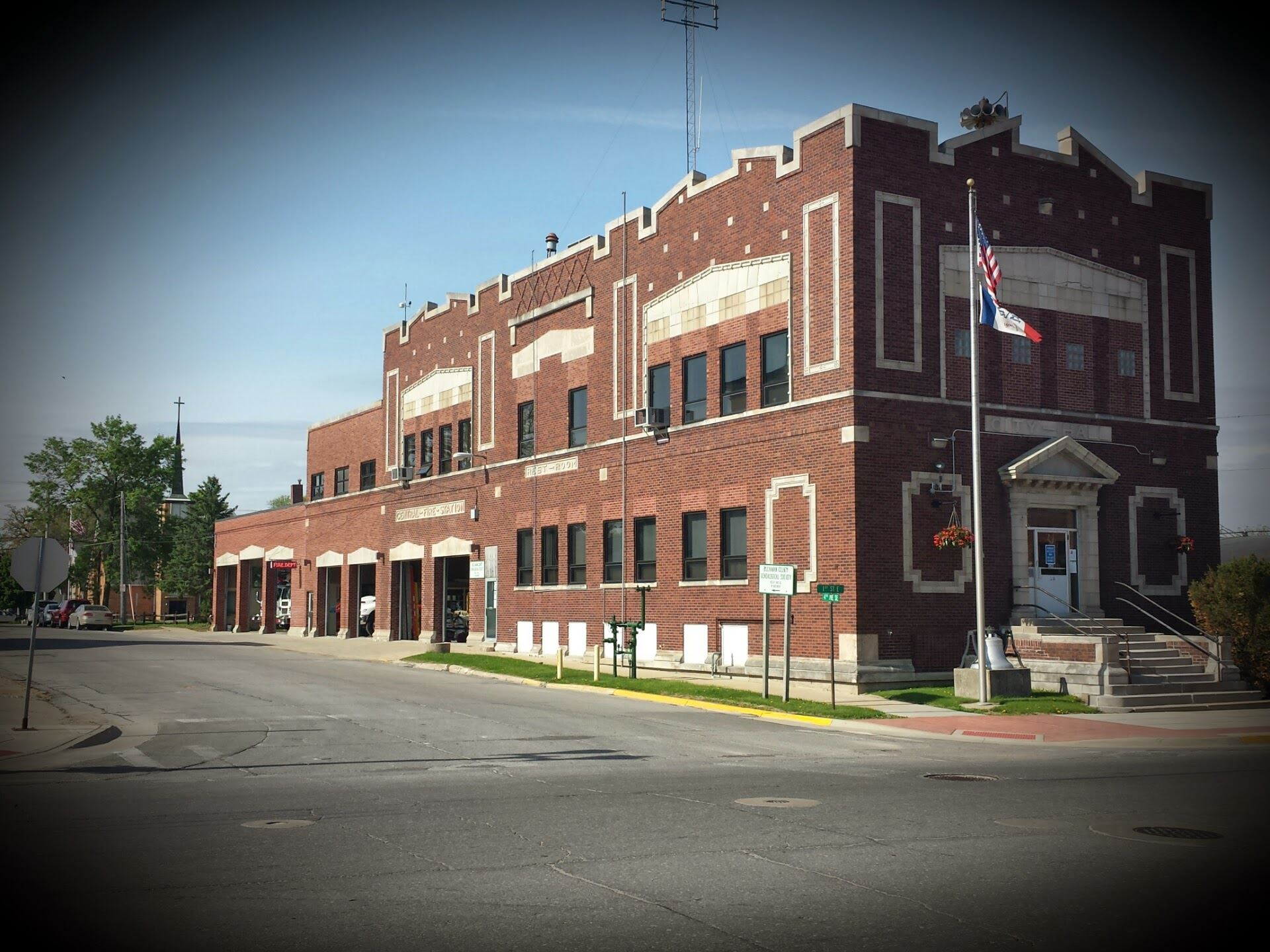 Fire Station / City Hall